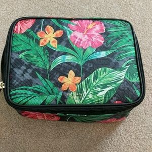 New without tags smaller cosmetic zip bag